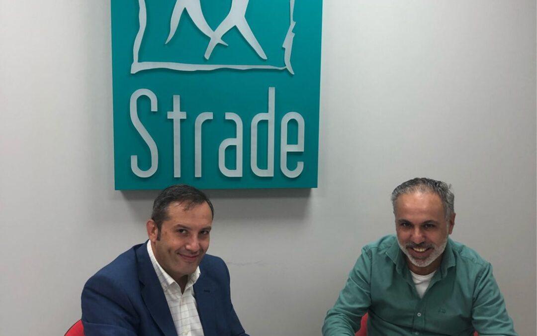 Códice Abogados C.B. firma un nuevo convenio de asesoramiento jurídico con Strade Digital Print, empresa líder en el sector de la impresión digital en gran formato.